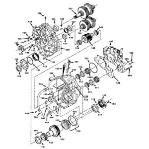 5000 Series V-Drive Parts-0