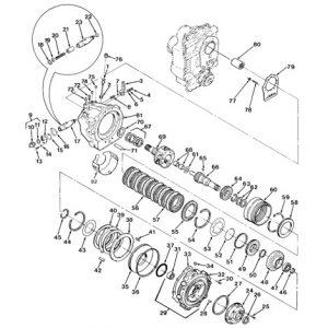 71/72 series V-drive front parts-0